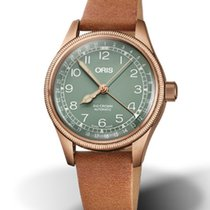 Oris 01 754 7749 3167-07 5 17 66BR Bronze Big Crown Pointer Date 36mm new