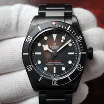 Tudor Black Bay Dark Steel 41mm Black No numerals United States of America, Florida, Debary
