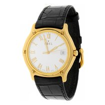 Ebel Classic tweedehands 38mm Geelgoud