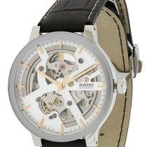 Rado Centrix Leather Automatic Mens Watch