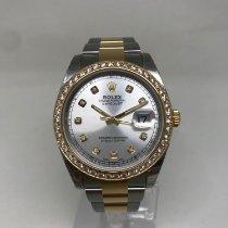 Rolex Datejust Gold/Steel 41mm No numerals Australia, Sydney