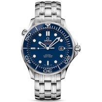 Omega 41mm Automatic 2019 new Seamaster Diver 300 M Blue