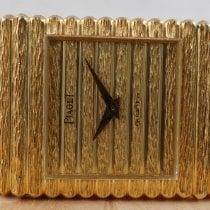 Piaget Sarı altın 25mm Quartz 7131 C 516 ikinci el