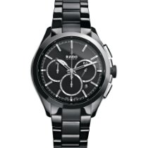 Rado HyperChrome Chronograph Керамика 45mm Черный