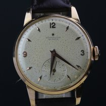 Zenith Rose gold Manual winding 37mm pre-owned