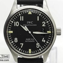 IWC IW326501 Steel 2014 Pilot Mark 41mm pre-owned