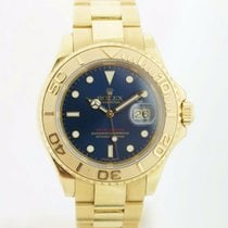 Rolex Yacht-Master Yellow gold 40mm Blue No numerals United States of America, Florida, Sarasota