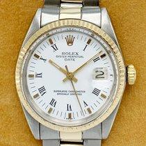 Rolex Oro/Acciaio 34mm Automatico 1500 usato