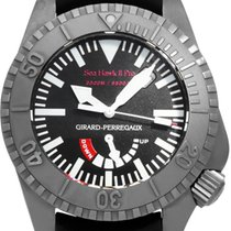Girard Perregaux Sea Hawk 49940 2008 pre-owned
