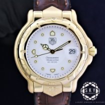 TAG Heuer 6000 WH234 Very good Yellow gold 38mm Automatic