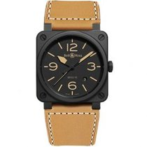 Bell & Ross BR 03-92 Ceramic BR0392-HERITAGE-CE new