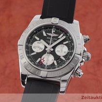 Breitling Chronomat 44 GMT Stahl 44.5mm Schwarz Deutschland, Chemnitz
