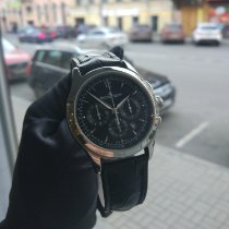 Jaeger-LeCoultre Master Chronograph Сталь 40mm Черный Россия, Saint-Petersburg