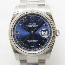 Rolex Datejust 116234 Bon Or/Acier 36mm Remontage automatique