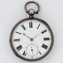 Waltham Zilver Handopwind 1887 tweedehands