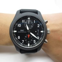 萬國 (IWC) IWC Big Pilot Chronograph Top Gun IW388001 (NEW)