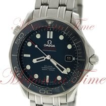Omega Seamaster Diver 300m Co-Axial 41mm, Blue Dial - Stainles...