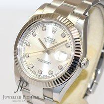 Rolex Datejust II 116334  org. Diamantblatt Box  & Papiere