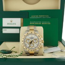 Rolexl Cosmograph Daytona Watches White Dial