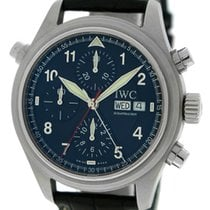 IWC Pilot Double Chronograph IW371333 new