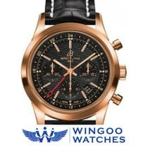 Breitling TRANSOCEAN CHRONOGRAPH GMT Ref. RB045112/BC68/743P/R