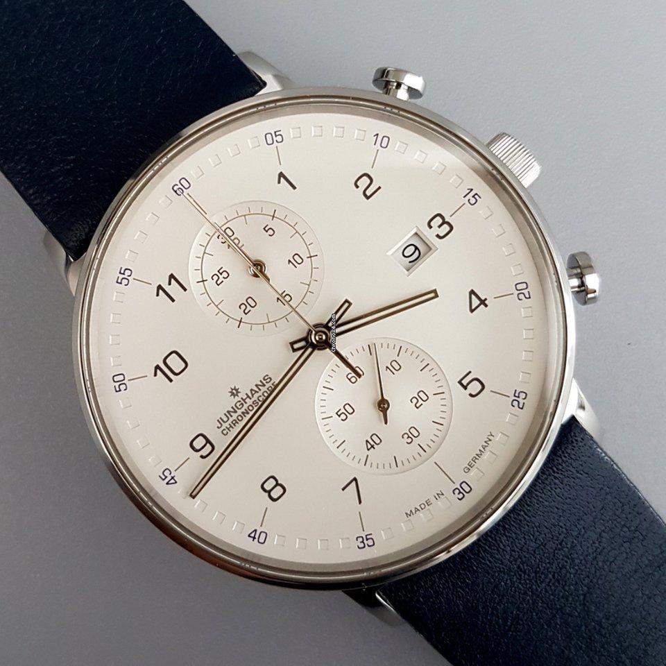 Junghans Form C Chronograph Für 385 € Kaufen Von Einem