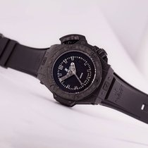 Hublot Carbon Automatic Black No numerals 48mm new King Power