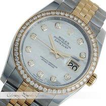 Rolex Datejust Stahl / Gelbgold 116243
