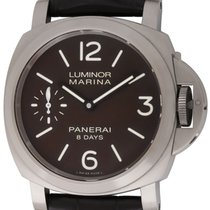 Panerai : Luminor Marina 8 Day :  PAM 564 :  Titanium manual...