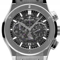 Hublot Classic Fusion Aerofusion Titan Automatik Chronograph...