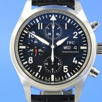 IWC Pilot Chronograph 3717 pre-owned