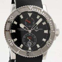 Ulysse Nardin Maxi Marine Diver Chronograph - Full Set - Like...