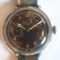 Chronometre Military Style Marriage Wristwatch