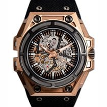 Linde Werdelin Spidolite Gold 46 Automatic Power Reserve L.E.