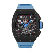 Richard Mille Titanium 49.94mm Automatic RM011 pre-owned United States of America, New York, New York
