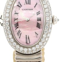 Cartier Baignoire pre-owned 25mm White gold