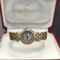 Cartier Panthere 8057916 18K Yellow Gold Factory Diamond Bezel