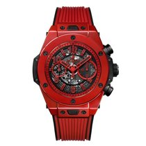 Hublot Chronograph 45mm Automatic 2019 new Big Bang Unico