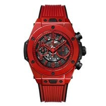 Hublot Cronógrafo 45mm Automático 2019 novo Big Bang Unico