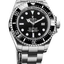 Rolex Sea-Dweller Deepsea подержанные 43mm Сталь