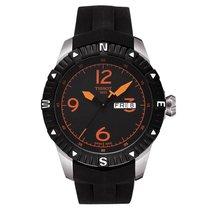 Tissot Men's T062.430.17.057.01 T-Navigator Automatic Black Watch