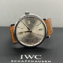 IWC Portofino Automatic Steel 37mm Silver
