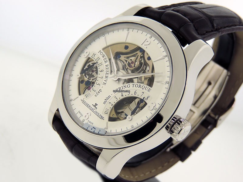 Jaeger-LeCoultre Master Minute Repeater 164.64.20 pre-owned