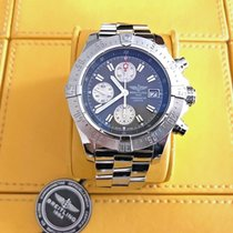 Breitling Avenger Skyland Steel 45mm United States of America, New Jersey, Edgewater