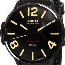 U-Boat 45mm Кварцевые 2019 новые Чёрный