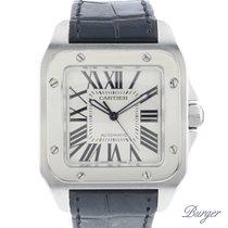 5709deebcb5 Cartier Santos 100 - Todos os preços de relógios Cartier Santos 100 ...