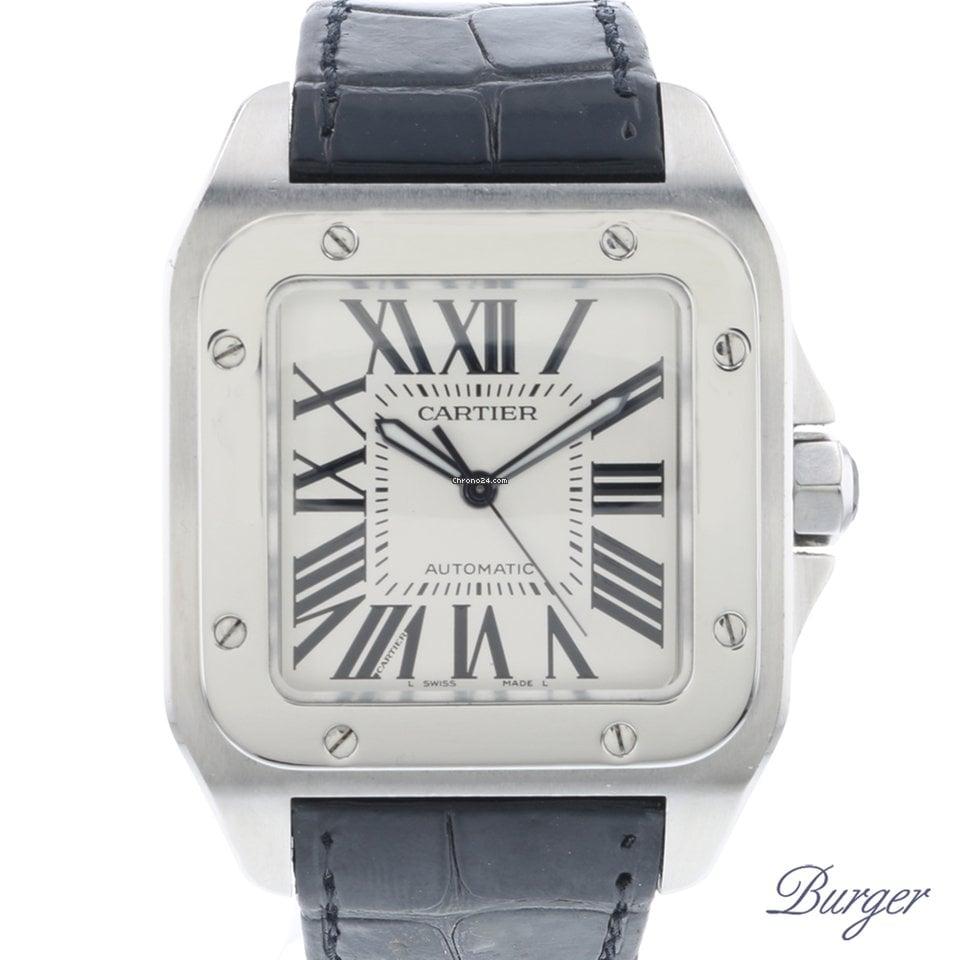 478670ee4cd Cartier Santos - Todos os preços de relógios Cartier Santos na Chrono24