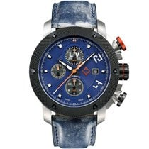 Liv Watches Ocel 46mm Automatika 1420.46.40.WL23700 nové