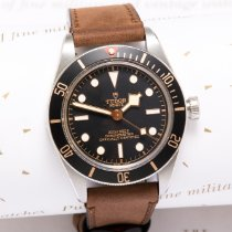 Tudor M79030N Stahl 2019 Black Bay Fifty-Eight 39mm gebraucht