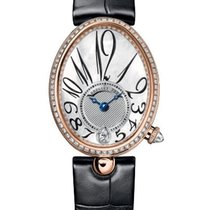 Breguet 8918BR/58/964/D00D Red gold 2020 Reine de Naples 28,45mm new